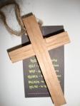 pocket-sized cross