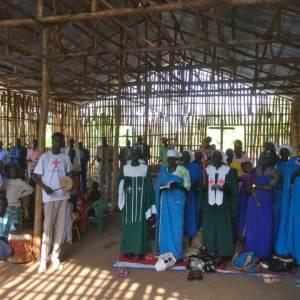 Ethopia church meeting