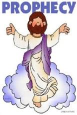 jesus prophecy clip art