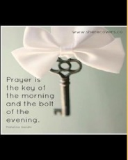 Prayer key lock 1
